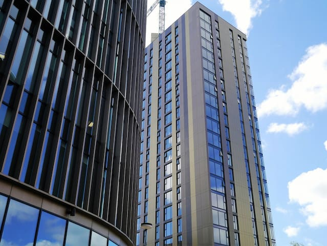 Modern Affordable 1bd Flat in BHM City Centre!