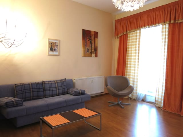 Apartment - studio, chateau Top / Zámecký vrch
