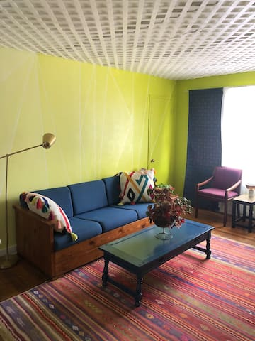 60's Theme Apartment in Historic Cloverdale