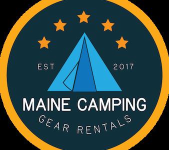 Maine Camping Gear Rental Acadia National Park Kit