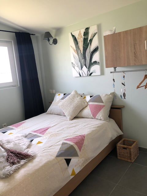 Charming apartment, perfect for 2 (or 4) visitors