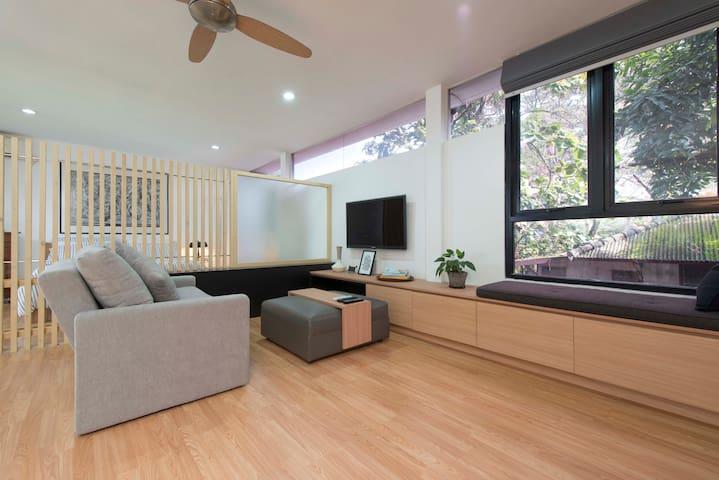 Bogor Veranda, 50m2 Studio-typed room in Bogor.