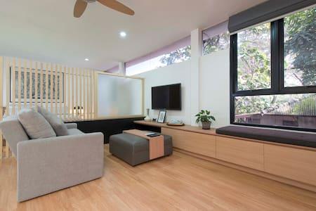 50m2 Studio-typed room in the heart of Bogor City. - Bogor Tengah - Bed & Breakfast