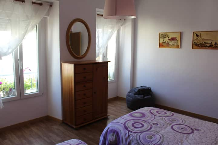 Apartamento  reformado en casco antiguo de Baiona