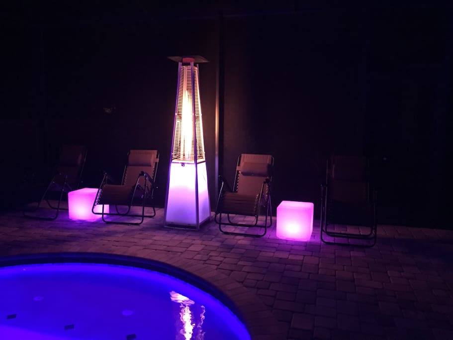 GREAT Ambiance - Pool Area