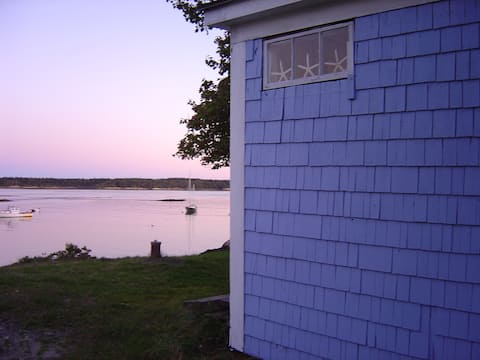 Sandpiper Cottage, Oceanfront, Cliff Island, Maine