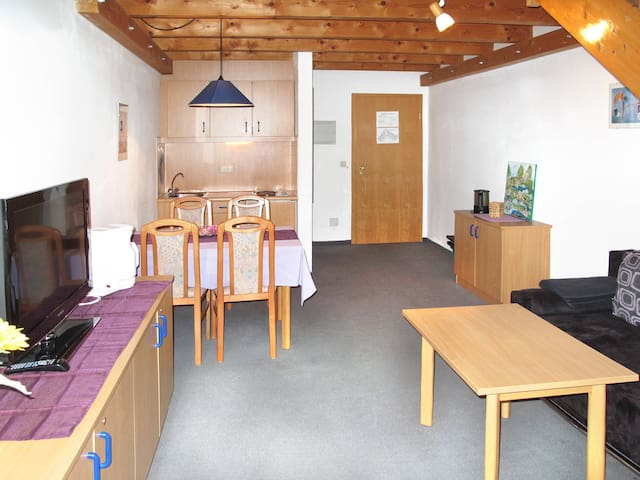 45 m² apartment Feriendorf Am Hohen Bogen for 3 persons - Arrach - Apartament