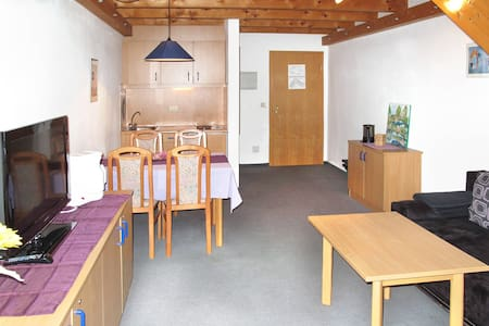 45 m² apartment Feriendorf Am Hohen Bogen for 3 persons - Arrach - Huoneisto