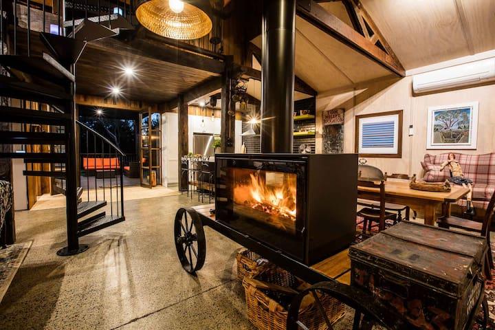 The Acorn – Private Luxury Farm Retreat