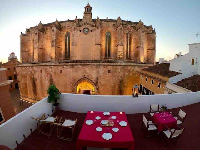 Ubicación privilegiada en Ciutadella