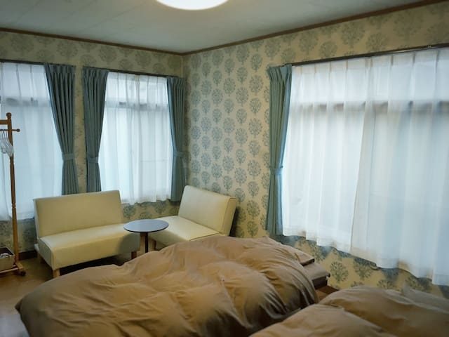 EarlyCheck-in, 3bedrooms, 2stations - Kyōto-shi - House
