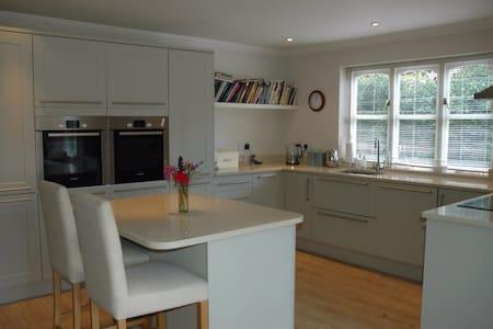 Superb Detached Luxury House near Frome - Beckington - Отпускное жилье