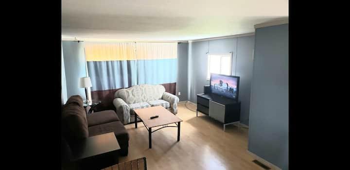 Beaverlodge Room rental in 3 bed 1 bath crewhouse