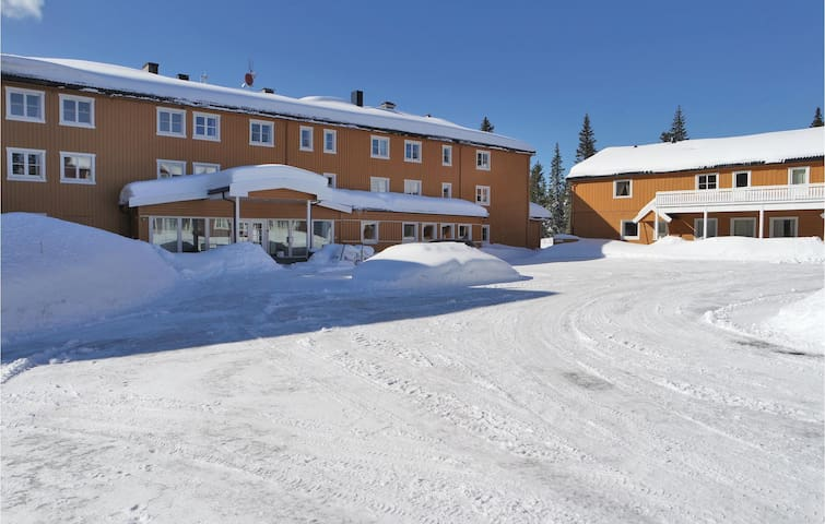 Holiday apartment with 2 bedrooms on 54 m² in Lillehammer
