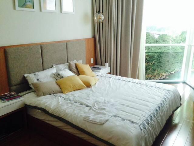 Green Bay Premium amazing Room - tp. Cẩm Phả - Apartmen