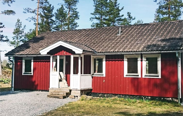 Holiday cottage with 3 bedrooms on 80 m² in Valdemarsvik