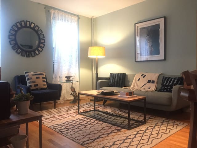 Spacious 1BD in lovely Clinton Hill