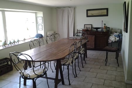 Une confortable maison de famille à la campagne - Les Moutiers-en-Auge - House - 2