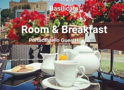 Pretty Room in Guesthouse in Basilicata - Lagopesole - Bed & Breakfast