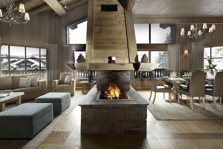 Superb Chalet w Pool - Chamonix - Hus