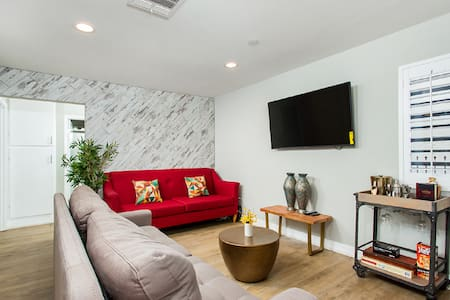 Gorgeous New Build Home ♥ Near Staples Ctr & LAX