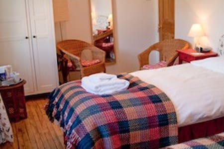 The Garden Room - Badachro - Bed & Breakfast