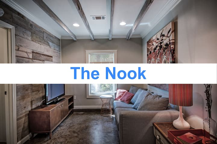 The Nook: A Tiny Home Experience!