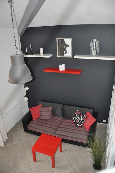 Appartement plage des Bourdaines
