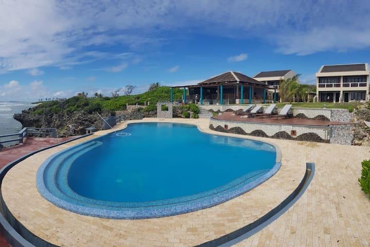 Luxury Seaside Villa , Pacific Ocean , Villa A