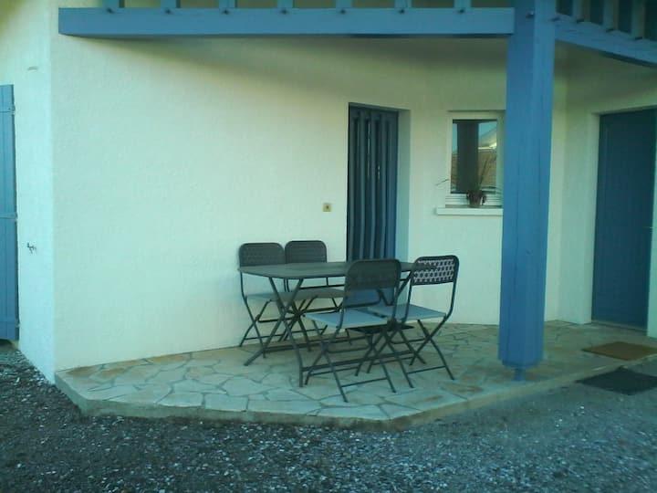 Appartement situé dans un joli petit village