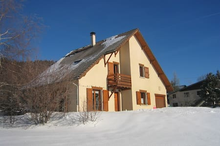 Cosy and warm 65 Sq meters, 2 BR, up to 6 pax - Autrans