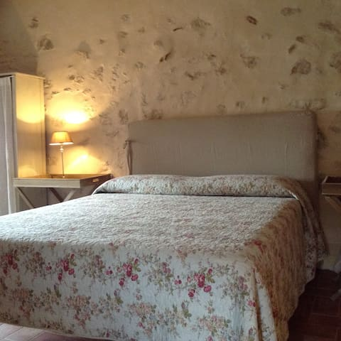 Delightfu flat in country house - Castelnuovo parano - Dům