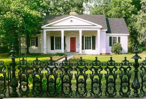 Classic Cottage with Iron Fence Bishopville, SC