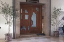 Rue Ahmed Chaouki résidence nojoum palase 4ème étage ville nouvelle fes
