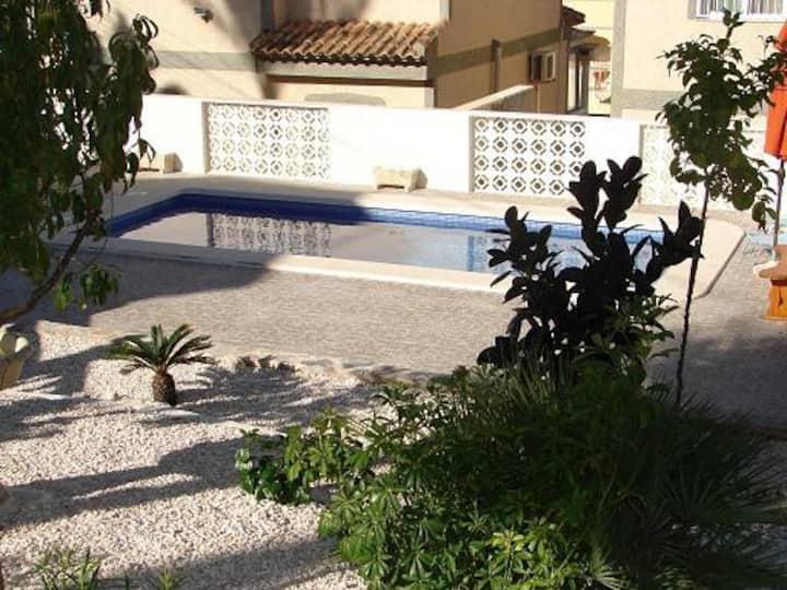 4 Bedroom Villa+Private pool in El Galan, Alicante