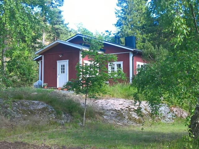 Holiday apartment in the archipelago