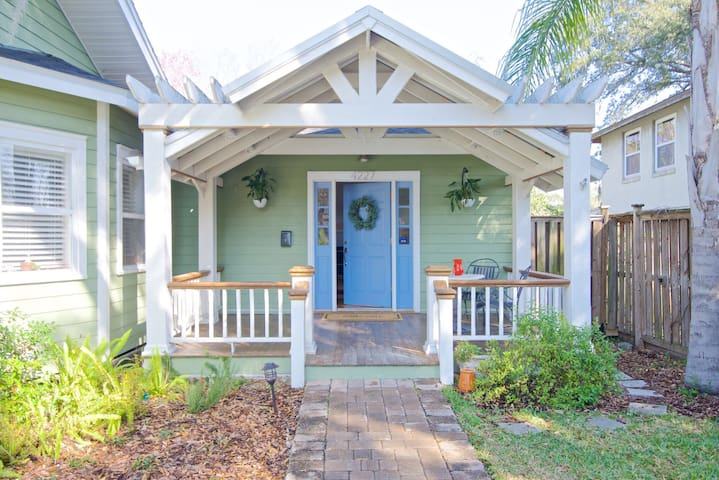 Peaceful Summer Retreat in the City - Jacksonville - Talo
