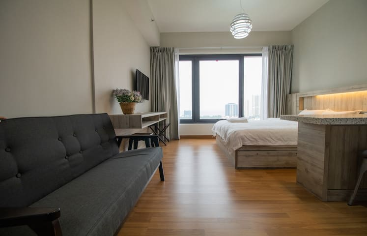 Macalister#4A Studio- Stay in heart of Georgetown!