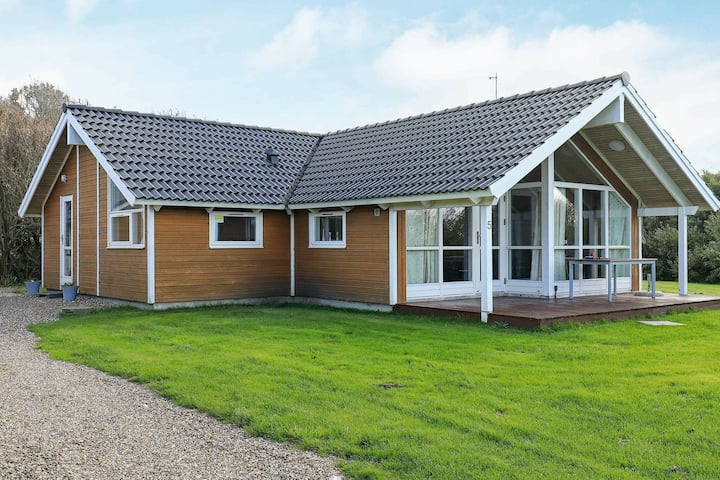 Peaceful Holiday Home in Vestervig for 6 People