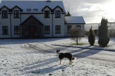 Modern room available in country house - Tullamore