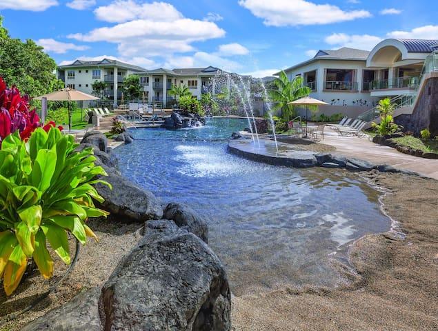 1 Bedroom Villa | 2 Pools | 3 Outdoor Hot Tubs