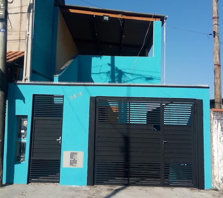 Casa de Praia em Mongaguá - Construção Nova