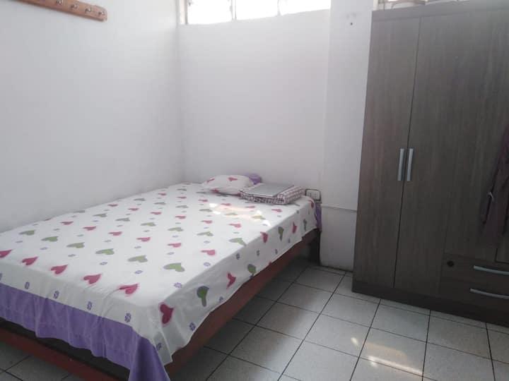 Casa con vista increible en la ciudad de Tarapoto