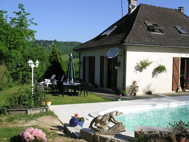 Limousin Bed and Breakfast - Corrèze