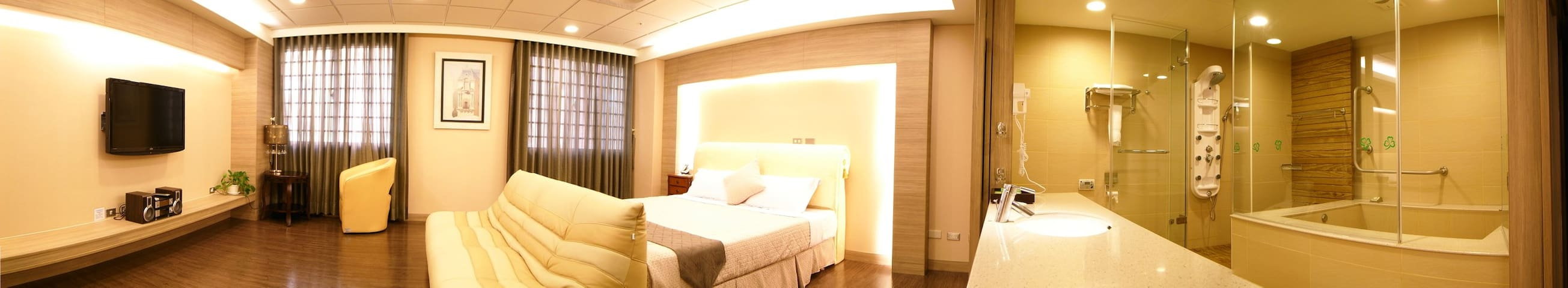 秀傳樂活紓壓俱樂部 - Lukang Township - Guest suite