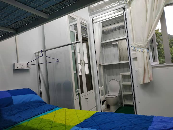 New Cottage in Shatin (Suite) 沙田新獨立小屋套間