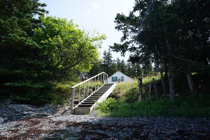 19th Century Island Cottage