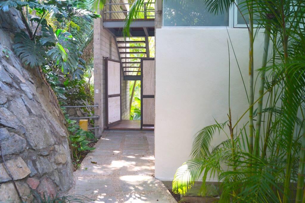Entrance Rio Amapas 17