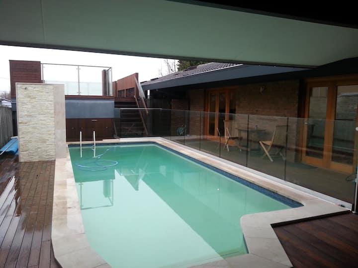 Doncaster East Studio Apartment 舒适单间套房