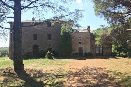 Appartamento PINO in antico casale a Lubriano - Lubriano